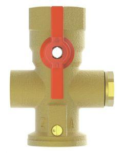 Multikugelhahn mit Schwerkraftbremse (MKS)