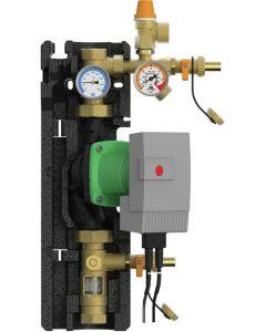 SolarBloC® maxi Basic Rücklaufstation