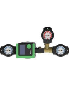 """Rücklaufhochhaltung mit thermischem Regelventil (45 °C) - DN 20 (¾"""")"""